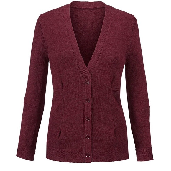Cabi Sweaters Fall 2018 Catch Cardigan Sweater Garnet 3529 Poshmark